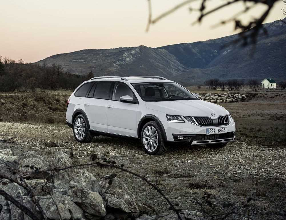51 A 2019 Skoda Scout Concept And Review