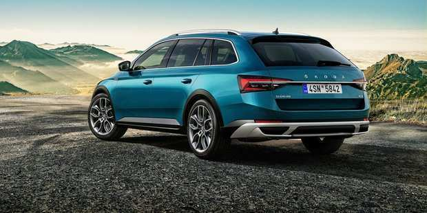 51 A 2019 Skoda Scout Release Date And Concept