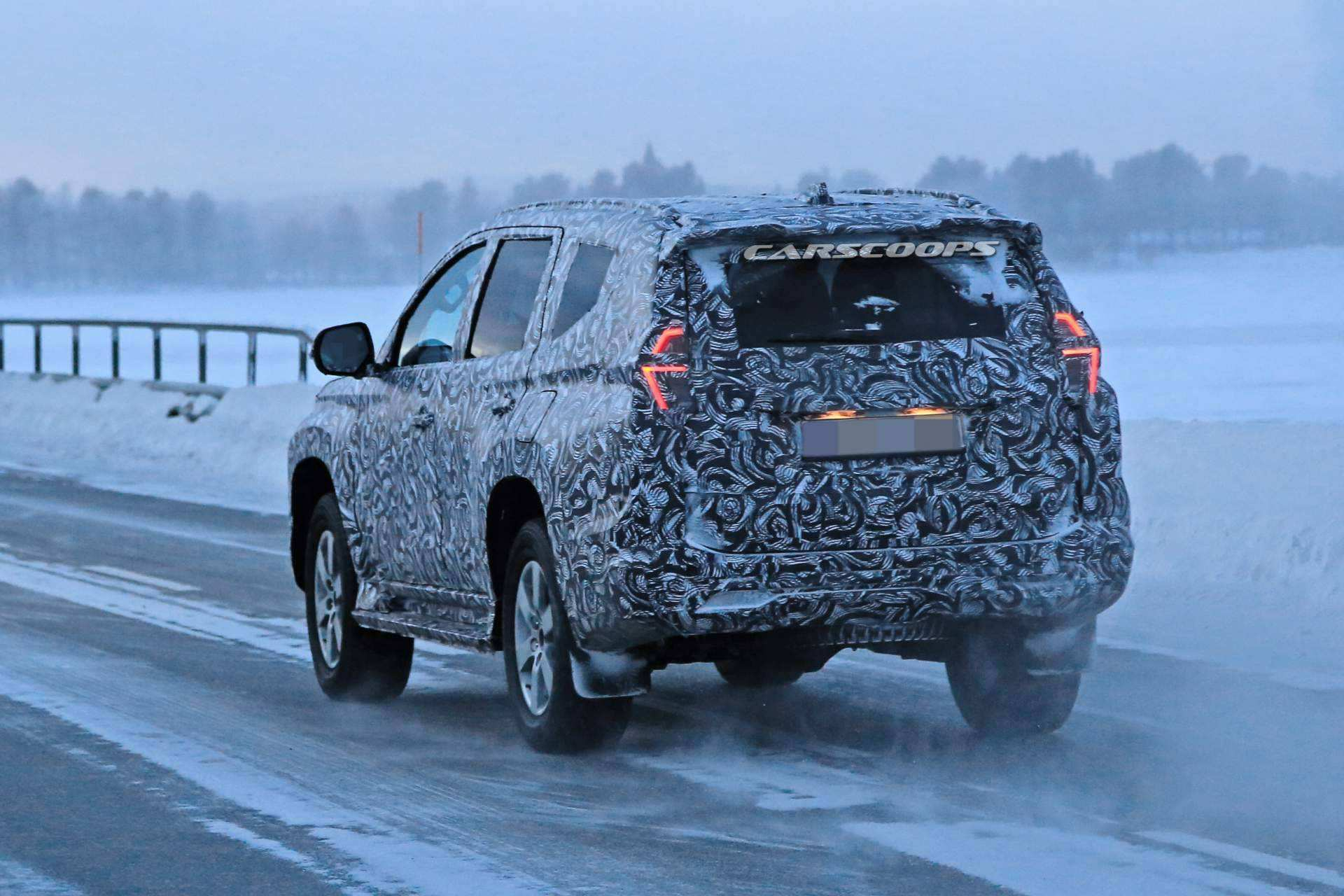 51 A 2020 All Mitsubishi Pajero Redesign And Review