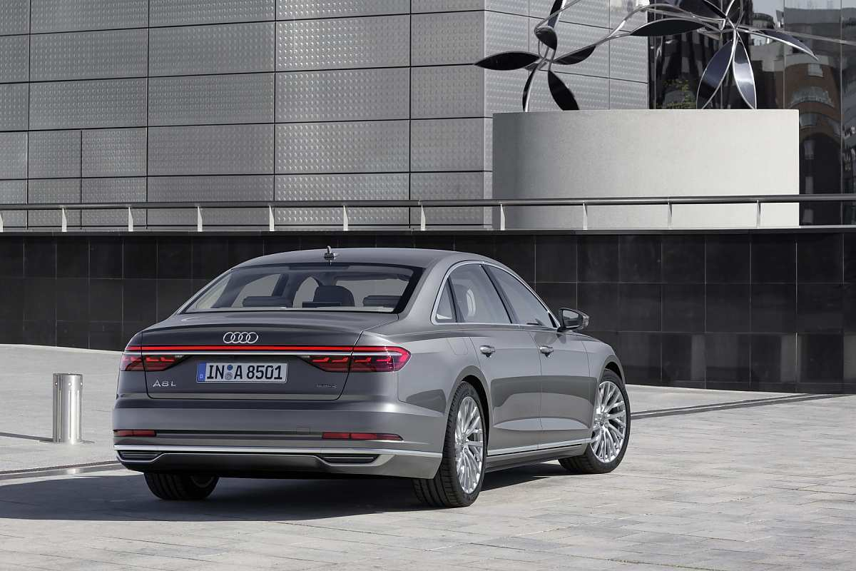 51 A 2020 Audi A8 L In Usa Price Design And Review
