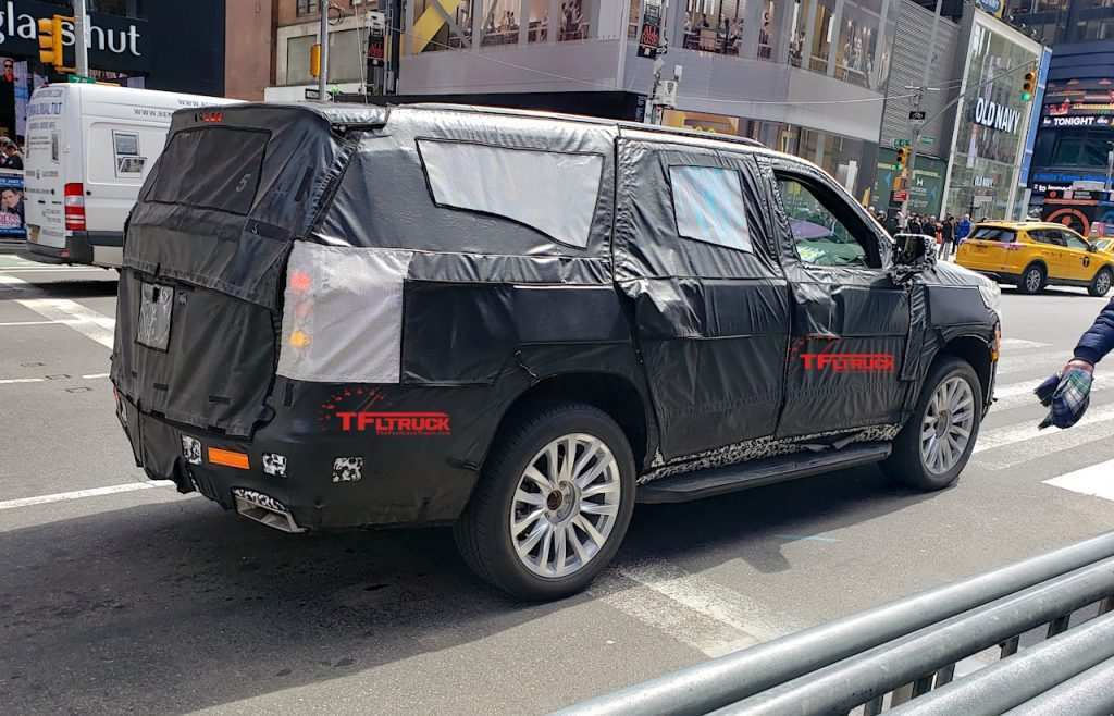 51 A 2020 Cadillac Escalade Luxury Suv Overview