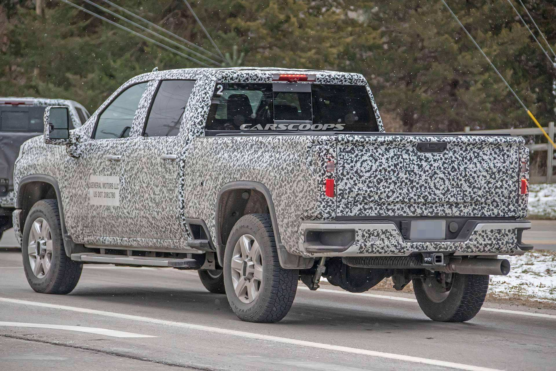 51 A 2020 Chevy Silverado 1500 2500 Redesign And Concept