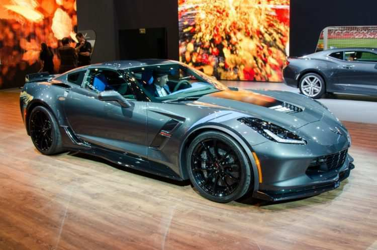 51 A 2020 Corvette Stingray Engine