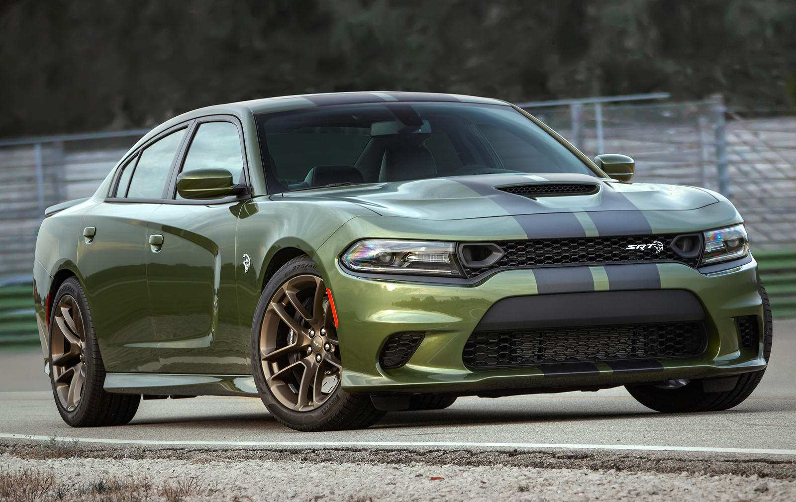 51 A 2020 Dodge Charger First Drive