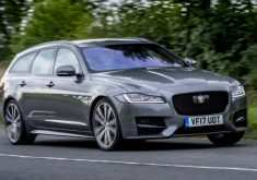 2020 Jaguar Xf Rs