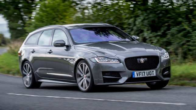51 A 2020 Jaguar Xf Rs Review and Release date