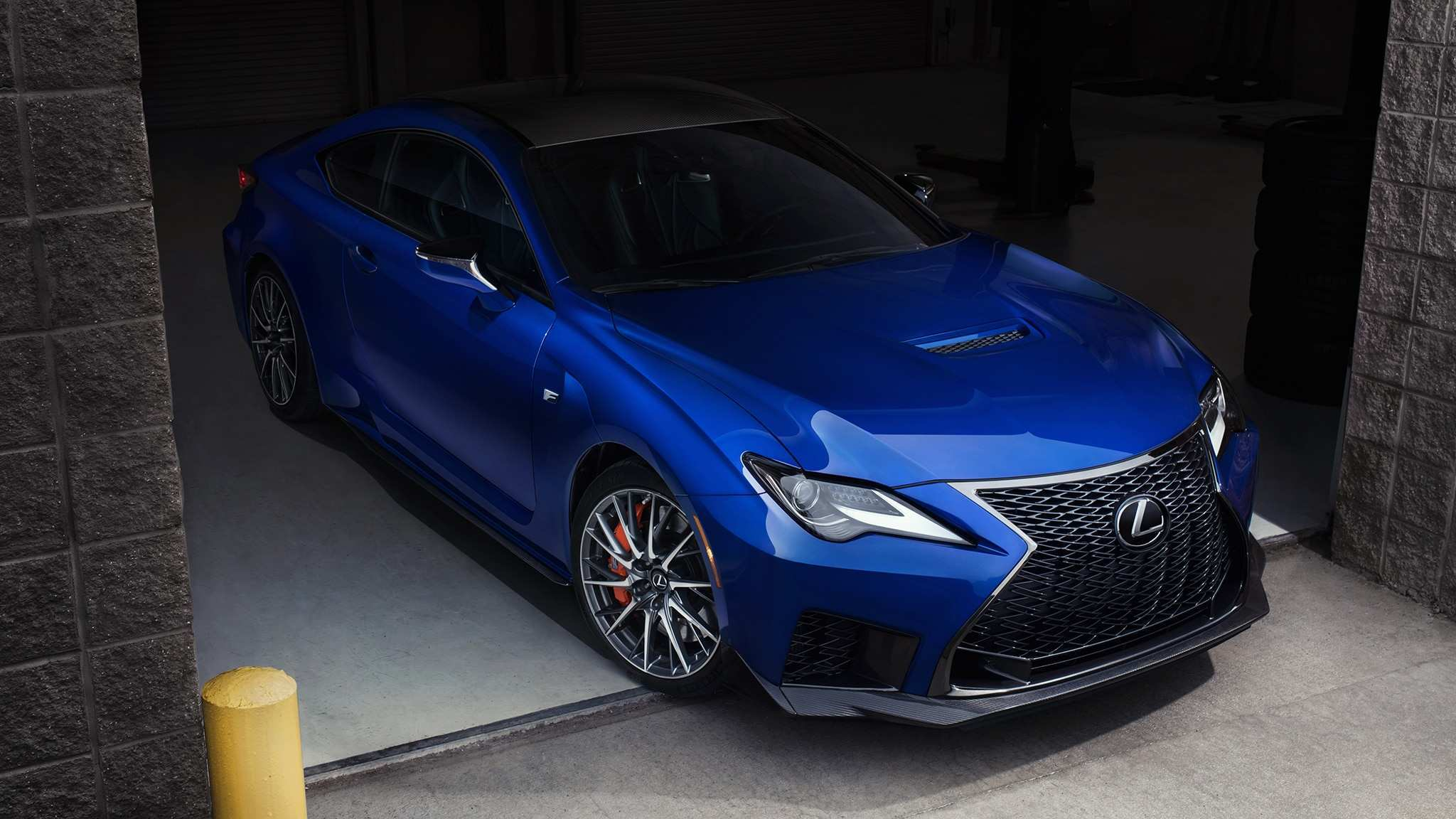 51 A 2020 Lexus GS F First Drive