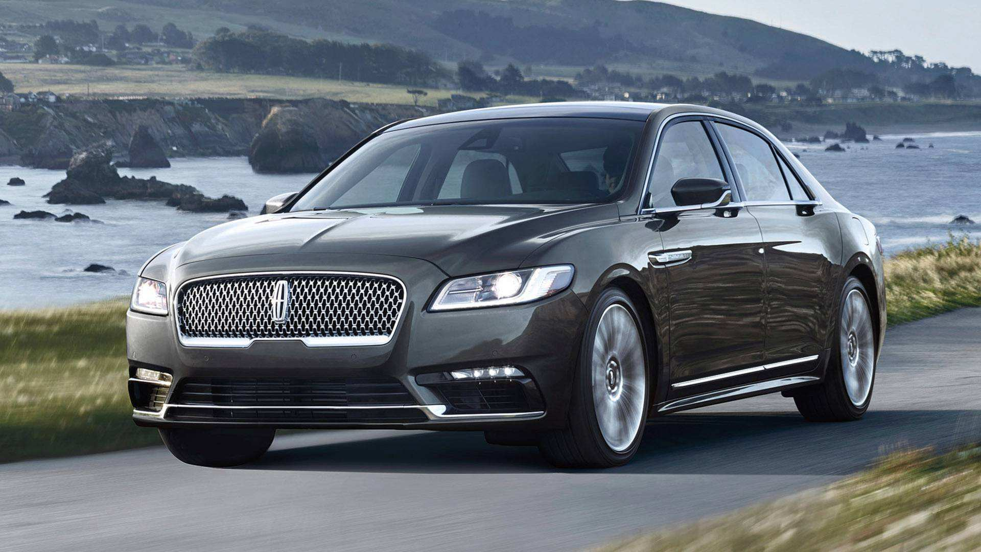 51 A 2020 Lincoln Continental Speed Test