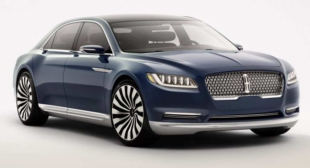 51 A 2020 Lincoln MKZ Hybrid Review And Release Date