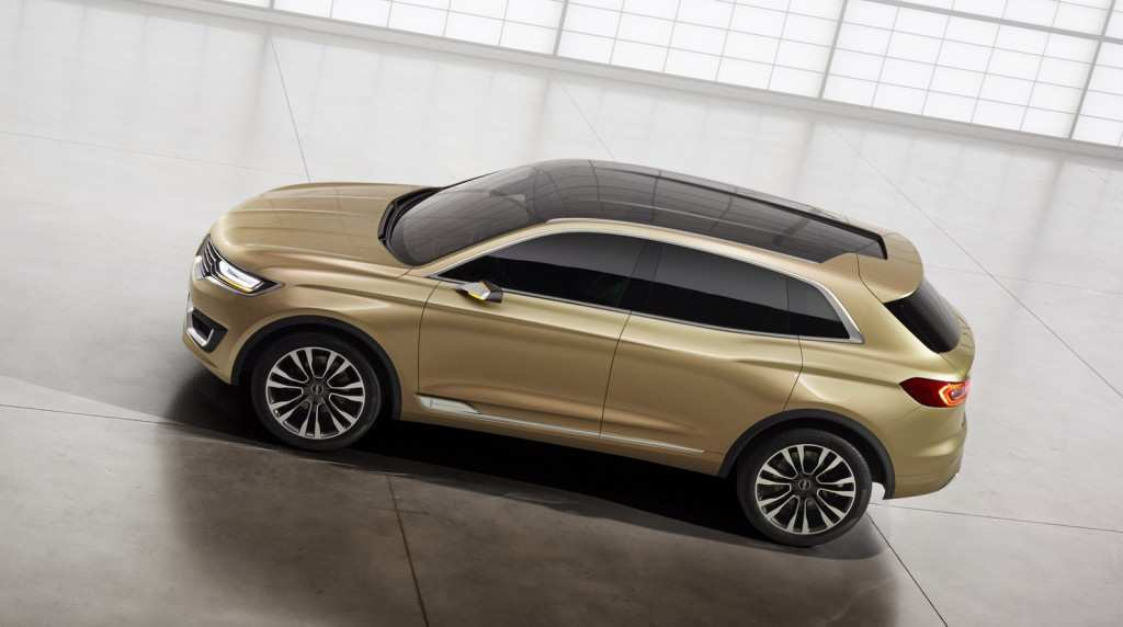 51 A 2020 Lincoln Mkx At Beijing Motor Show Prices