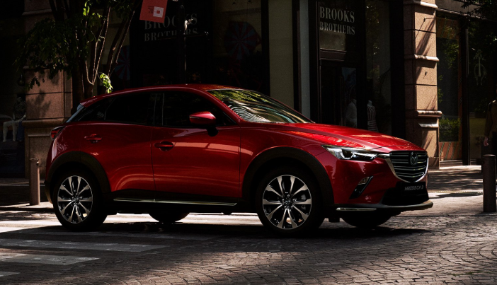 51 A 2020 Mazda CX 3 Redesign And Concept