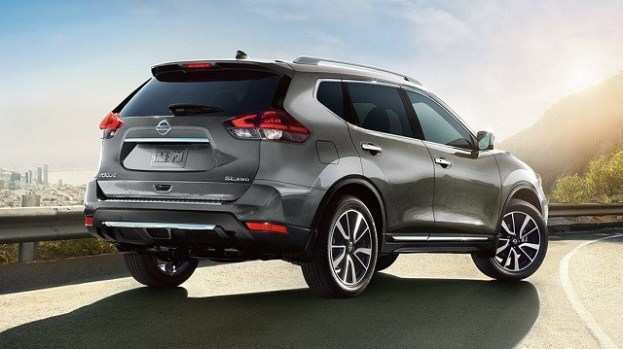 51 A 2020 Nissan Rogue Hybrid Spesification