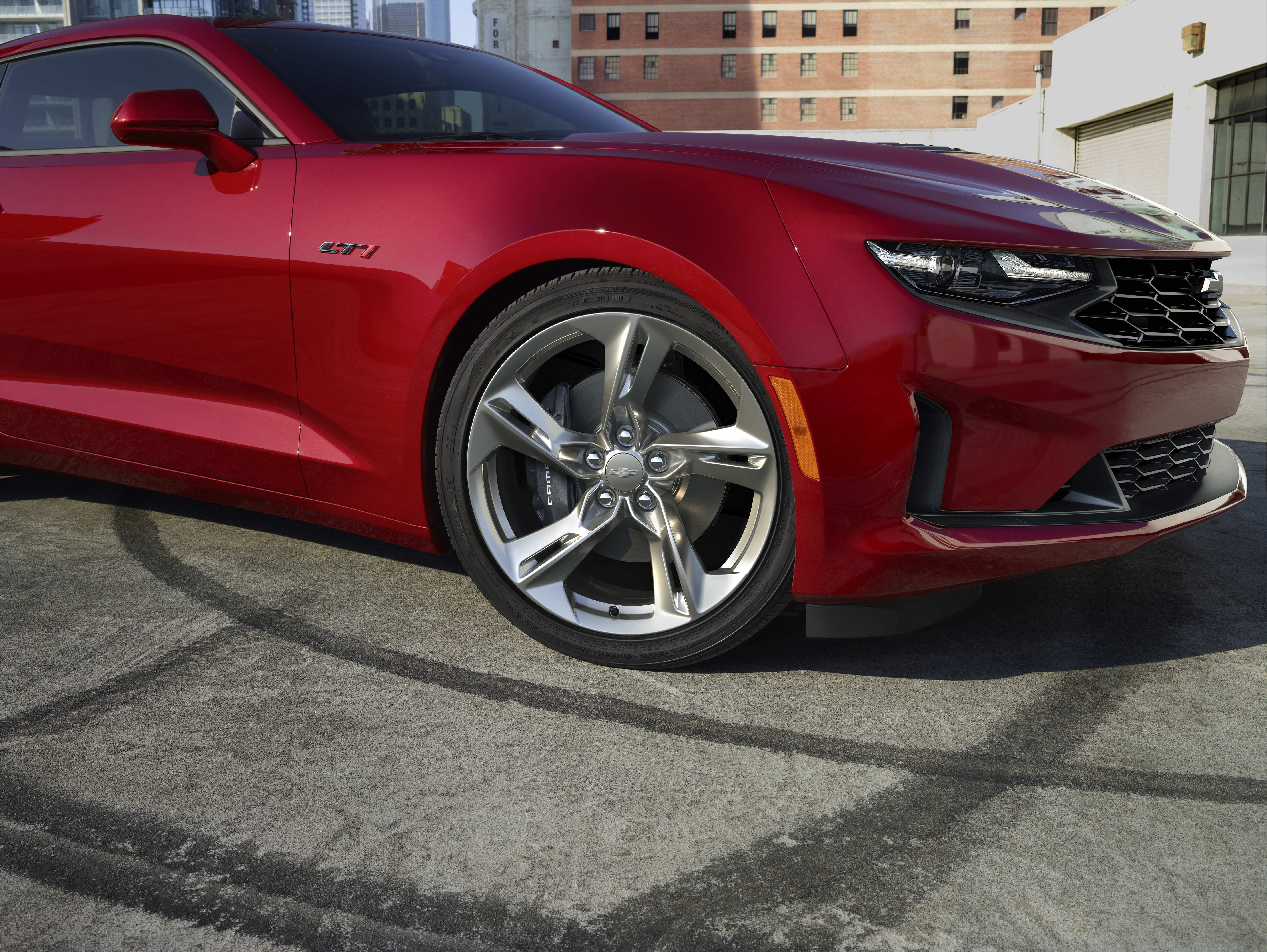 51 A 2020 The Camaro Ss Release