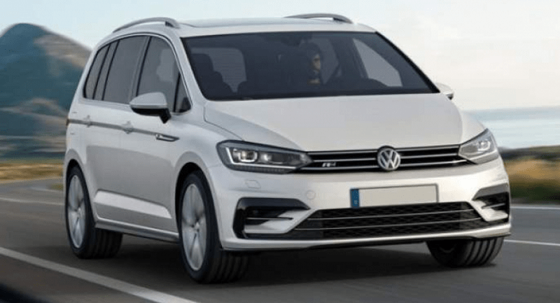 51 A 2020 VW Touran New Concept