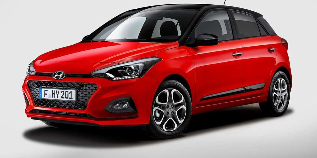 51 A Hyundai I20 2020 Speed Test