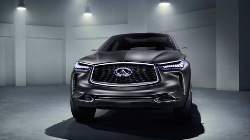 51 A Infiniti 2020 Qx50 Spesification