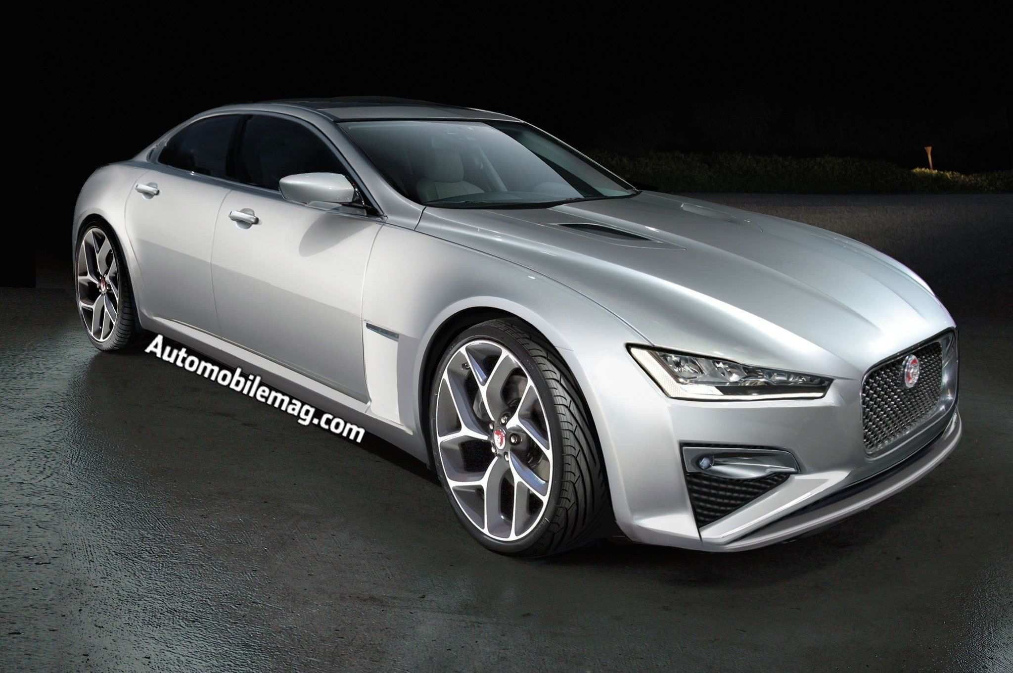 51 A Jaguar Concept 2020 Exterior And Interior