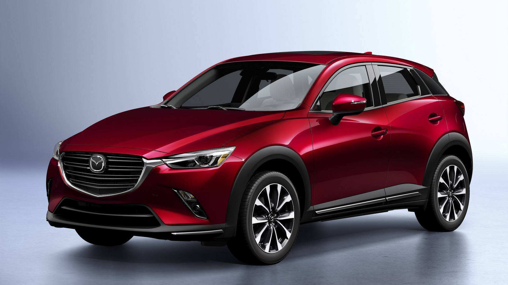 51 A Mazda Cx 3 Hybrid 2020 Performance And New Engine