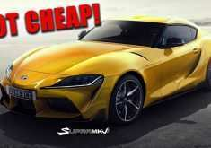 Price Of 2020 Toyota Supra