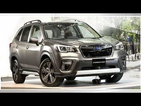 51 A Subaru Forester 2019 Hybrid Redesign And Concept