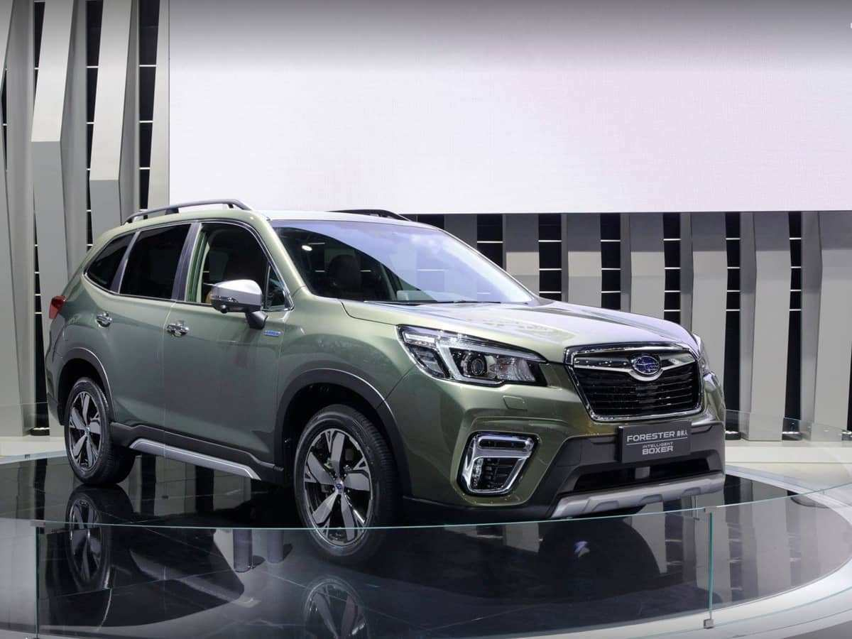 51 A Subaru Outback 2020 Release Release Date And Concept