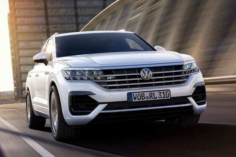 51 A Volkswagen 2019 Touareg Price Speed Test