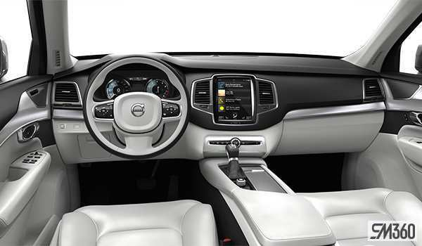 51 A Volvo 2019 Interior Picture