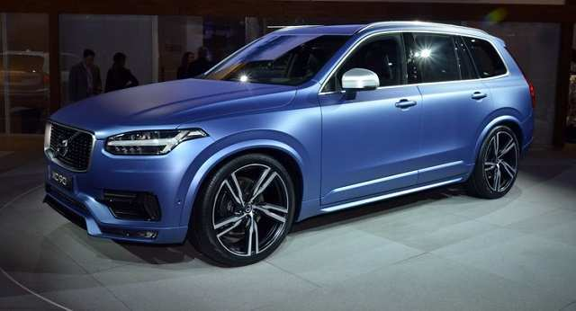 51 A Volvo Xc90 Facelift 2019 Pricing