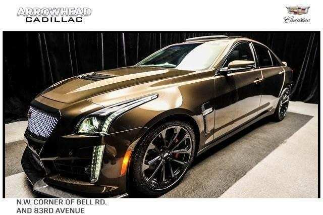 51 All New 2019 Cadillac CTS V Pictures