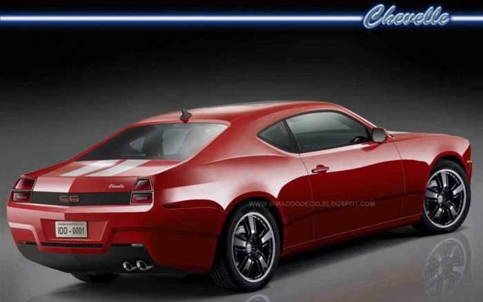 51 All New 2019 Chevelle Overview