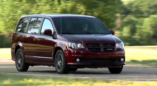 51 All New 2019 Dodge Caravan Spy Shoot