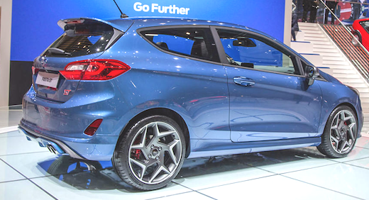51 All New 2019 Ford Fiesta St Rs Specs