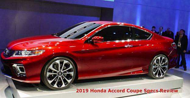 51 All New 2019 Honda Accord Coupe First Drive