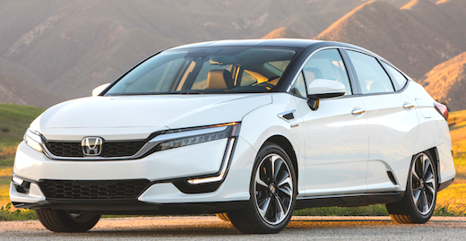 51 All New 2019 Honda Fcev Review And Release Date