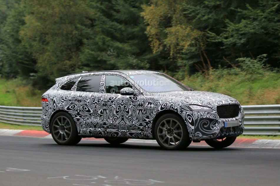 51 All New 2019 Jaguar Xq Crossover Release