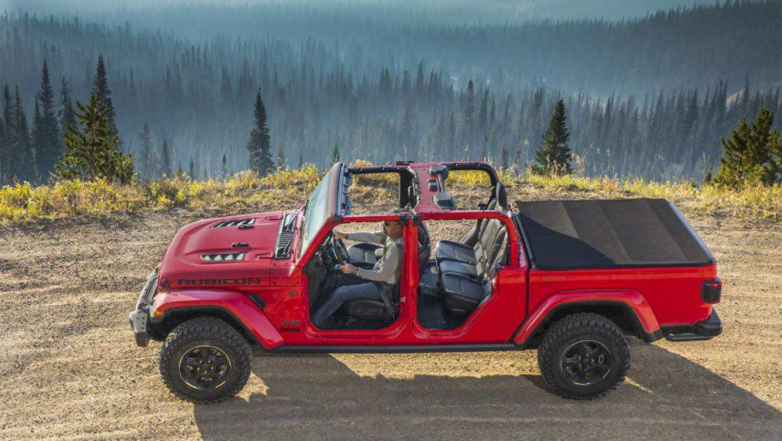 51 All New 2019 Jeep Gladiator New Concept