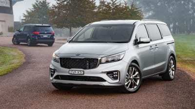 51 All New 2019 Kia Carnival Speed Test