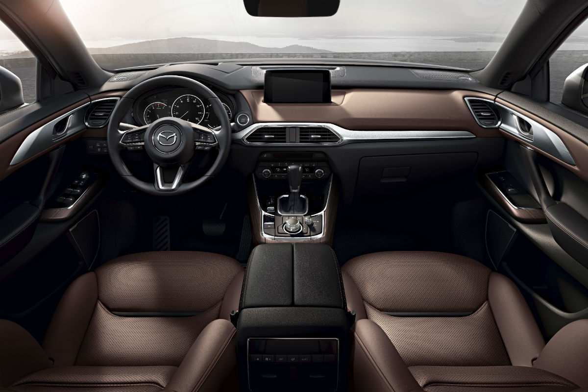 51 All New 2019 Mazda Cx 9 Wallpaper