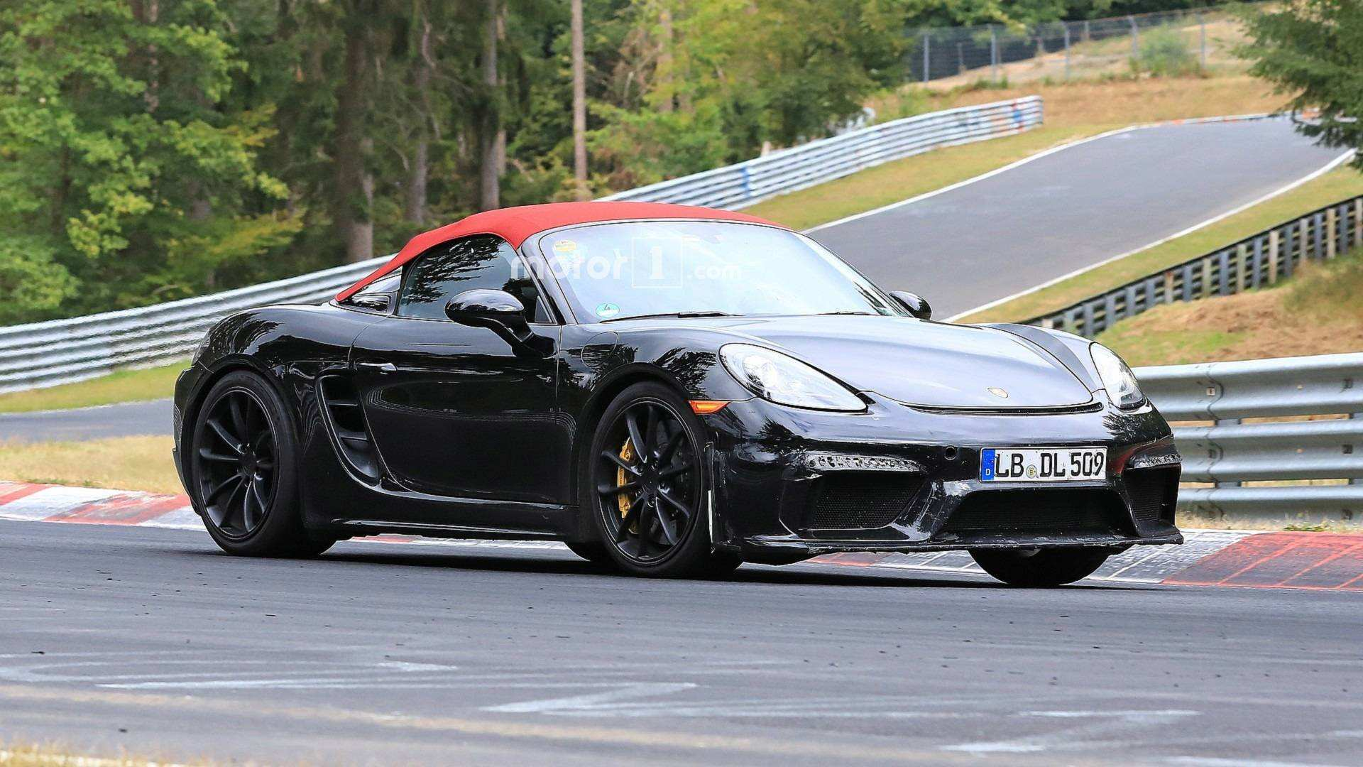 51 All New 2019 Porsche Boxster Spyder Pricing