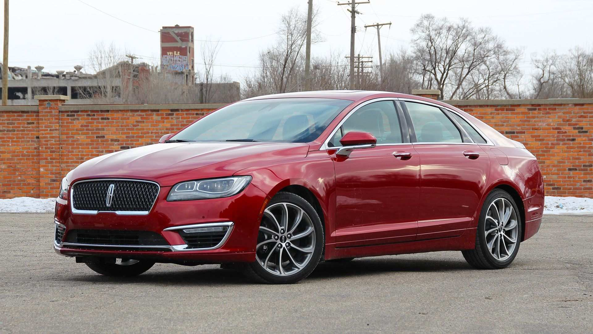 51 All New 2019 Spy Shots Lincoln Mkz Sedan Redesign And Review