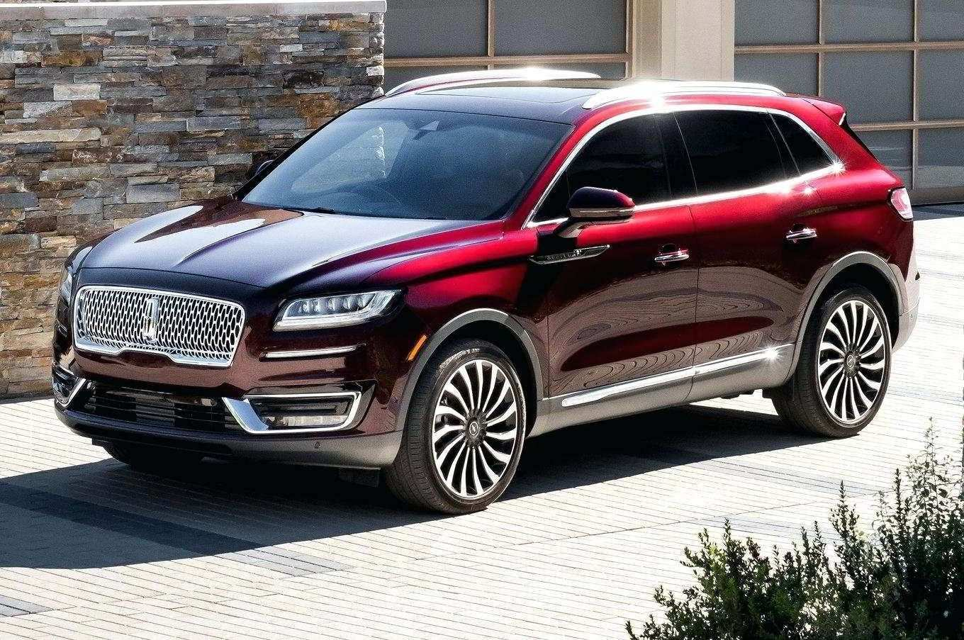 51 All New 2019 Spy Shots Lincoln Mkz Sedan Release Date