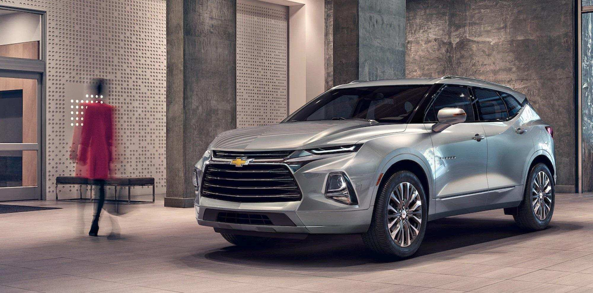 51 All New 2019 The Chevy Blazer New Concept