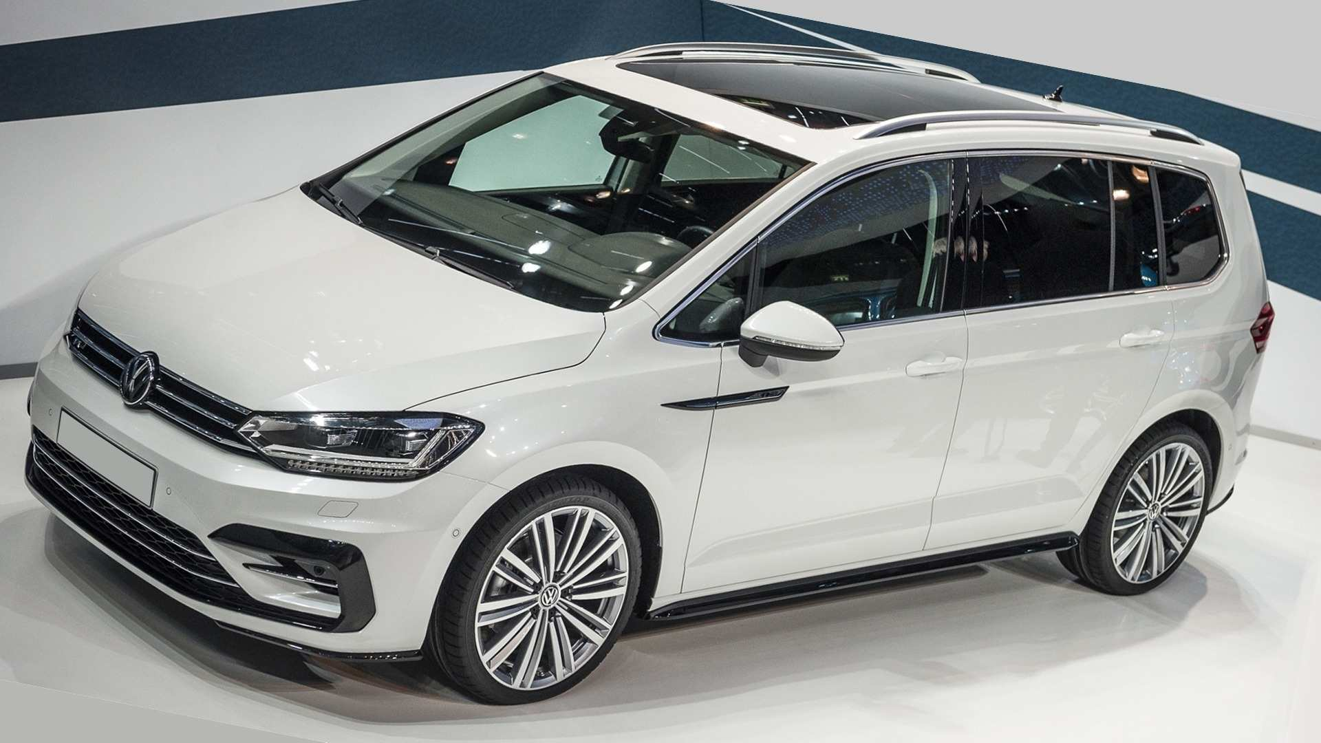 51 All New 2019 Volkswagen Sharan Overview