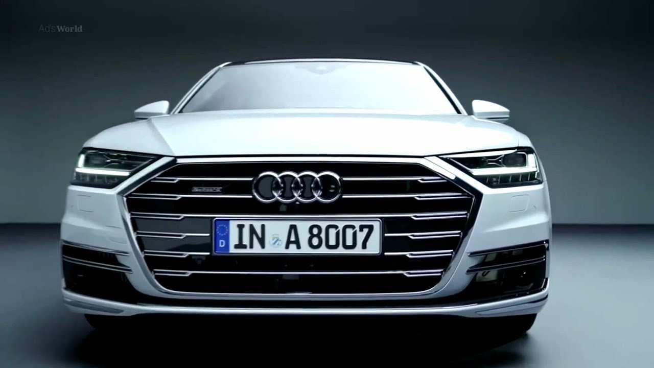 51 All New 2020 Audi A8 L In Usa Concept And Review