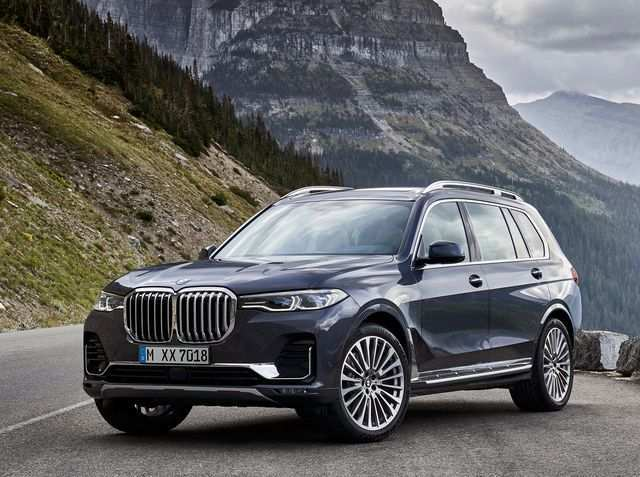 51 All New 2020 BMW X7 Suv New Review