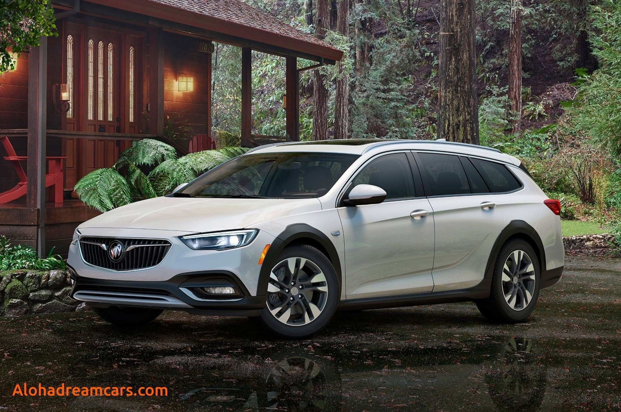 51 All New 2020 Buick Anthem Research New