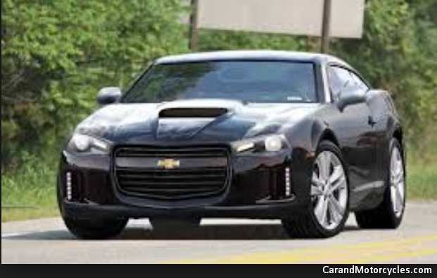 51 All New 2020 Chevrolet Chevelle Ss Review