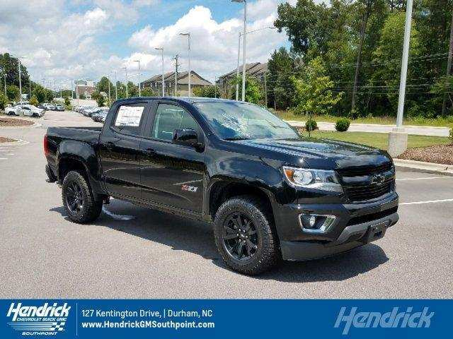51 All New 2020 Chevrolet Colorado Z72 Release Date And Concept