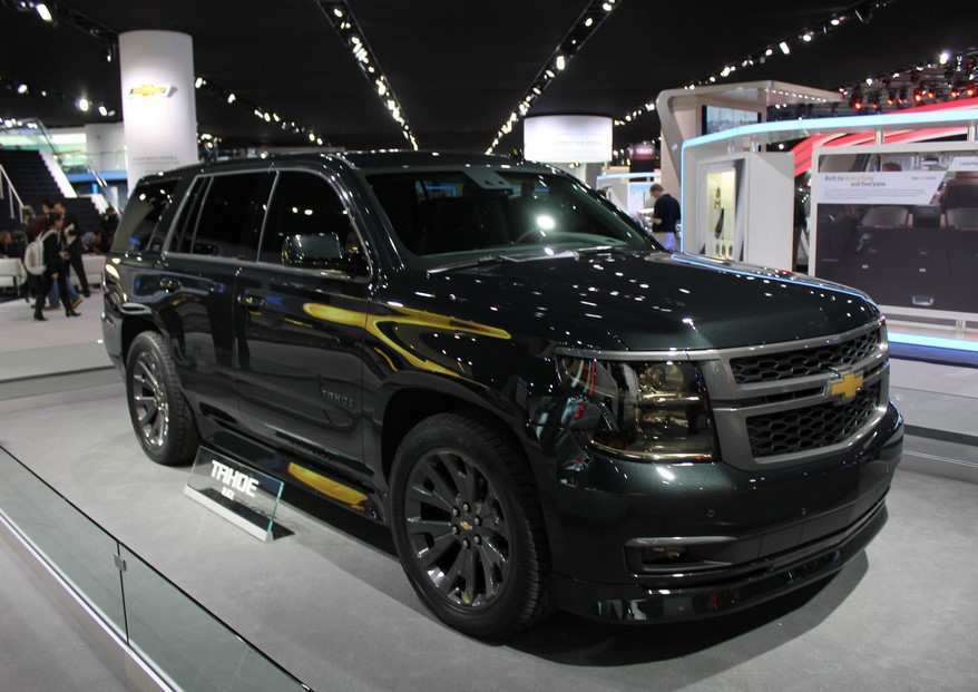 51 All New 2020 Chevy Tahoe Z71 Ss New Review