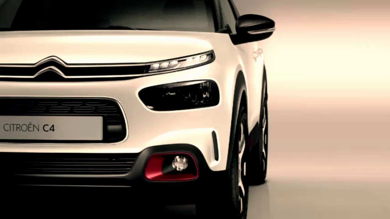 51 All New 2020 Citroen C4 Picture